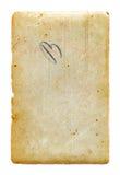 разрешение grunge высокое бумажное стоковое изображение