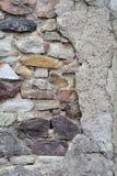 Разрушанный фасад стоковое изображение