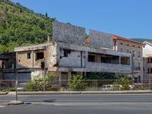 Разрушение войны стоковая фотография rf