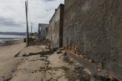 Разрушение домов стоковая фотография