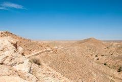 Разрушенные длинные каменные стены Стоковая Фотография RF