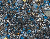 разрушенные син иллюстрация штока