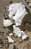 Разрушенный единорог Стоковая Фотография RF