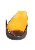 разрушенный коричневый цвет бутылки Стоковое Изображение