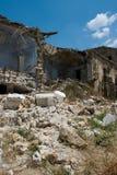 разрушьте землетрясение стоковое изображение