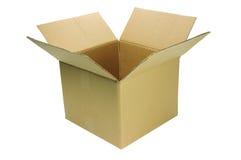 разрывать коробки Стоковое Фото