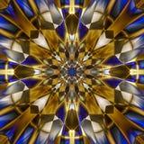 разрывать kaleidoscope иллюстрация штока