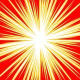 Разрывать radial выравнивает влияние взрыва dutone Starburst, sunbur Стоковые Изображения RF