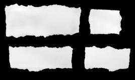 разрывы бумаги Стоковое Изображение RF