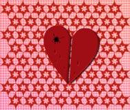 Разрывы сердца Стоковые Фото