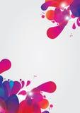 разрывы спектра a4 Стоковое Изображение RF
