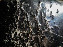 Разрыв конца-вверх черного конспекта текстуры автокресел стоковые изображения rf