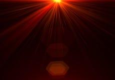 Разрядка энергии Стоковые Изображения RF