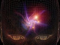 разум фактически Стоковые Изображения RF