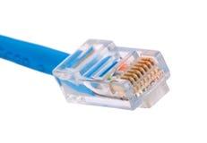 Разъем LAN Стоковые Изображения RF