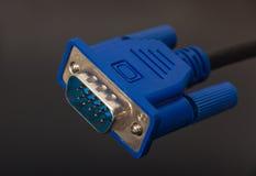 Разъем VGA Стоковые Фото
