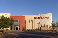 Разыгрыш Konami в рае, NV 19-ого апреля 2013 стоковая фотография rf