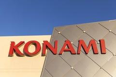 Разыгрыш Konami подписывает внутри Лас-Вегас, NV 19-ого апреля 2013 стоковые изображения