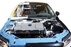раздел отрезока автомобиля Стоковая Фотография RF