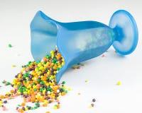 разленная конфета Стоковые Фотографии RF