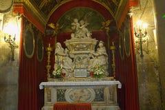 Разделение - дворец императора Diocletian Стоковое Фото