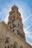 разделение дворца Хорватии diocletian Стоковое Изображение RF