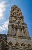 разделение дворца Хорватии diocletian Стоковые Изображения RF