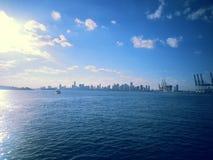 Разделение в Майами Стоковое Изображение