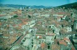 разделение Хорватии Стоковые Фото
