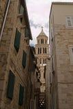Разделенная башня 1 стоковые фото