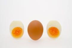 Разделенное яичко Стоковые Изображения RF