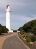 Разделенный маяк 2 пункта Стоковая Фотография RF