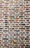 Раздел старой кирпичной стены Стоковое Изображение RF
