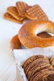 Различная хлебопекарня Стоковое Изображение RF