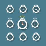 Различное состояние часов Стоковые Фотографии RF