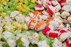Испаренная еда Стоковая Фотография RF