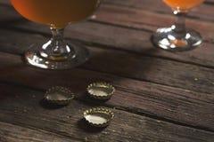 Различные виды пива Стоковые Изображения RF