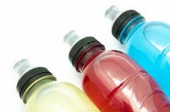 Различные вкусы питья энергии Стоковое фото RF