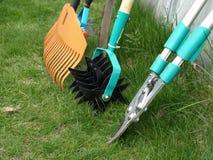 Инструменты сада Стоковое Изображение RF