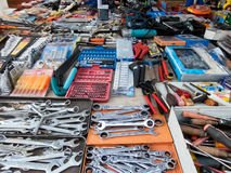 различные инструменты Стоковые Фото