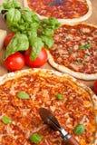 различные пиццы 3 Стоковые Изображения RF