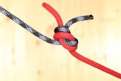 Различные покрашенные веревочки Стоковая Фотография