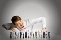 различные профессии людей Стоковая Фотография RF