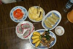 Различные плодоовощи от Вьетнама Стоковая Фотография