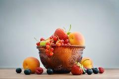 Различные свежие ягоды Стоковые Фото