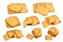 Различные съемки печениь Стоковая Фотография RF