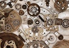 Различные части металла Стоковые Изображения RF