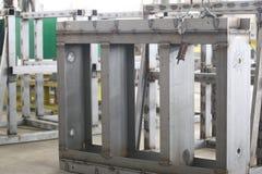 Различные элементы структур металла Стоковая Фотография RF
