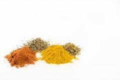 Различные condiments стоковые фото