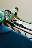Различный тип одежд Стоковое фото RF
